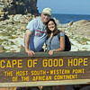 Here we are at the Cape of Good Hope