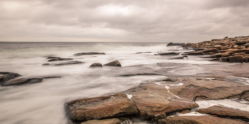 Halibut Point - Rockport, MA
