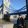 Me at Tower Bridge