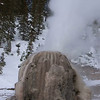 Zephyr Adventures. February 18, 2014. Lone Star Geyser, Yellowstone National Park.
