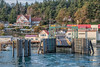Orcas Island ferry dock