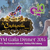 Planet YM Gala Dinner 2014: Welcome by the 4 MCs