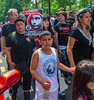 Paris, France, Demonstration in Memory of Assassinated Leftist Militant, Clement Méric, 7/6/13