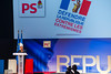 Paris, France, French Socialist Party Meeting, Against Extreme Right, Mutualite Hall, 27/11/2013
