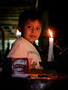 By Candle light, Tambopata, Peru, 2007