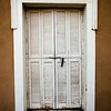"' Warn Shutters '  Las Cruces / Mesilla New Mexico  12""x16"", Luster paper (12 mil) Open edition  © 2013 R. Gallet"