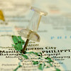 manila city pin on the map