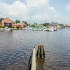 waterfront scenes in washington north carolina