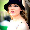 Apr 13, 2014 Milica Hats Photoshoot in the Azela Gardens