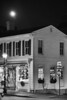 Annapolis 2014.  Full moon above The Annapolis Pottery.