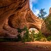 Hamlin Arch - Coyote Gulch - Utah