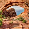 Stairway To Heaven - North Window Arch