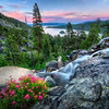 Crazy LoveEagle Falls, Lake Tahoe California  It was just the kind of flowery, tumbly, sometimes rocky, always fluid, midsummer sunset crazy kind of love that she would always remember.