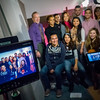 2013, CART students in Steve McCarty's Broadcast class for Wired Jersey,