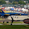 Blue Angels from the GoodtimeIII