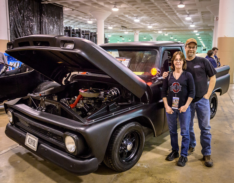 Piston Power Show - Dale's truck