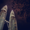 a selection of photographs taken on location in Kuala Lumpur