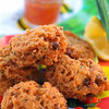 Conch fritters served at Mangoes on Duval Street in Key West