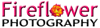 Logo - Fireflower Photography - for web and print