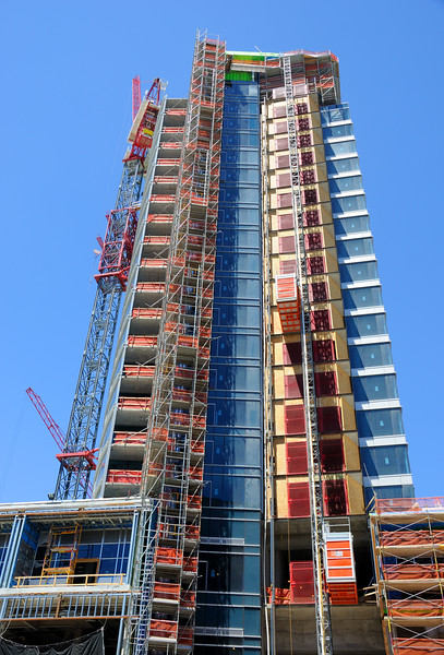 High Rise Construction in Salt Lake City