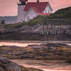 Hendricks Head Light at Sunset - Portrait