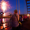 360 Bridge Fireworks, Behind the Scenes - Austin, Texas