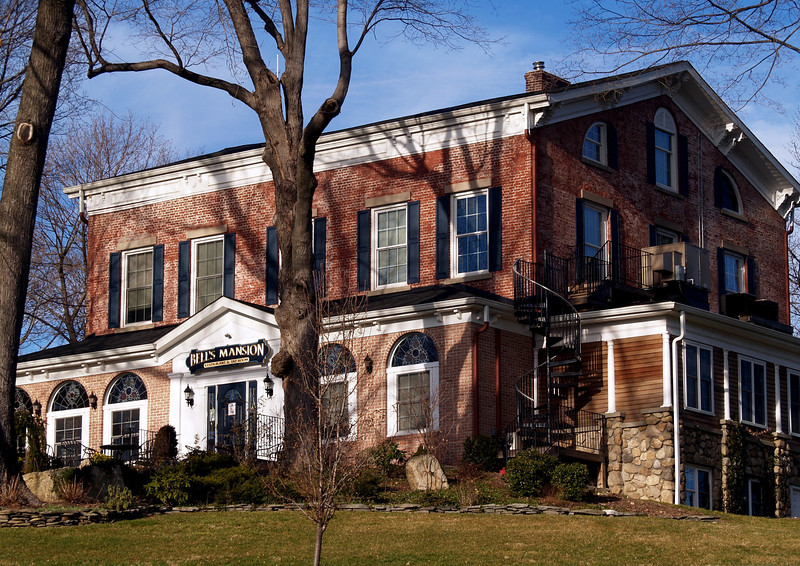 Historic Bells Mansion<br /> Building located in Stanhope, NJ