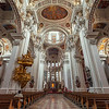 St. Stephan's Cathedral in Passau