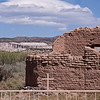 Ruin of the old Church of Abiquiu