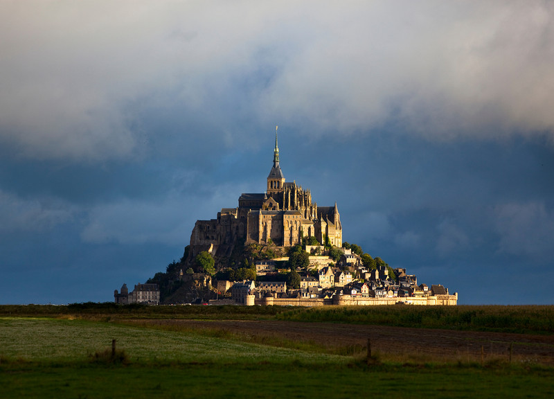 Le Mont Saint Michel - Normandy, France