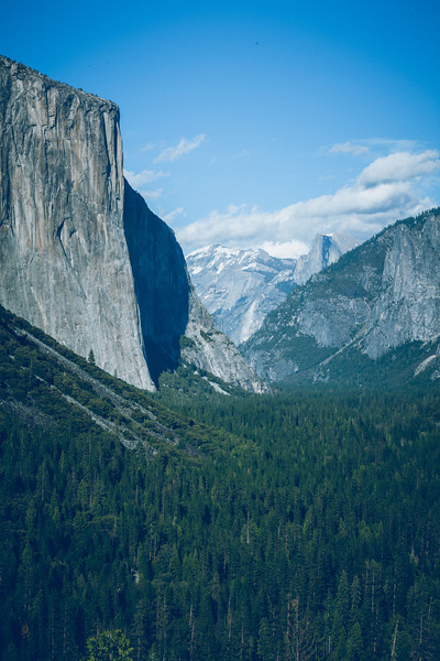 The Valley of Yosemite