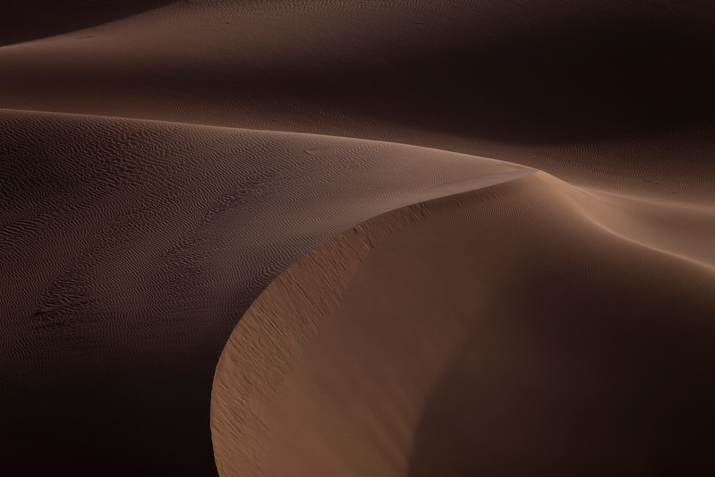 Imperial Sand Dunes - California
