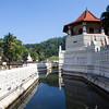 KANDY. TEMPLE OF THE SACRED TOOTH RELIC. SRI DALADA MALIGAWA. CENTRAL SRI LANKA.