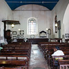 GALLE FORT. INTERIOR OF THE GROOTE KERK [DUTCH REFORMED CHURCH].