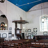 GALLE FORT. INTERIOR OF THE GROOTE KERK [DUTCH REFORMED CHURCH].  [2]
