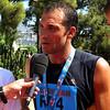 Christophe Pinna - Champion du Monde de Karaté (Monaco Ironman 70.3 2009)