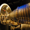 space rocket thrust engine