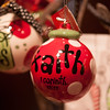 faith christmas decorations