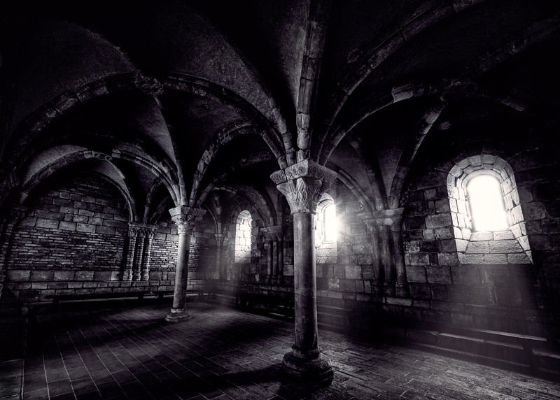 Cloisters Hush