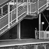 Stairs, Train Station, Redfern