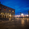 Saint Mark'S Square Dawn