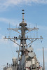 Superstructure of the USS Cole