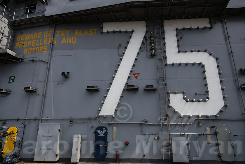 USS Harry S. Truman, CVN 75