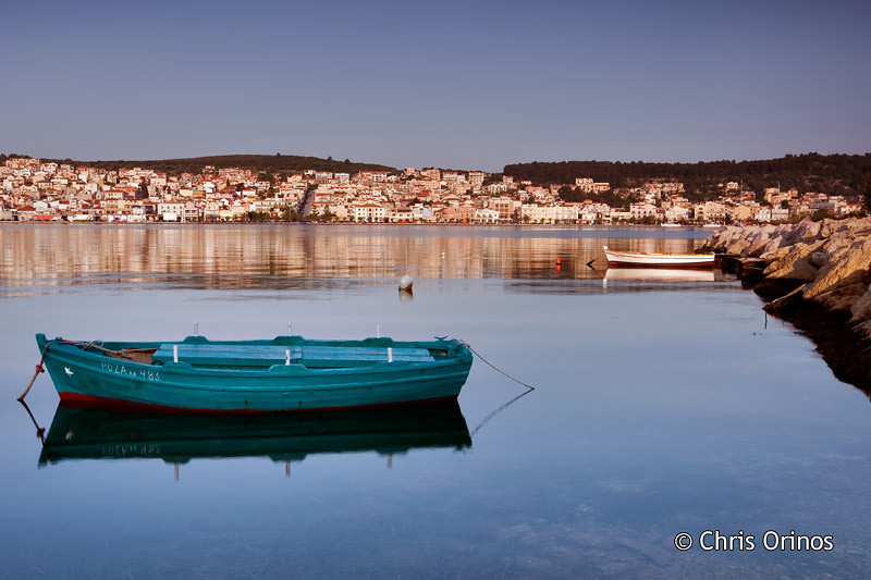 Kafelonia | Greece Peaceful dawn in Argostoli