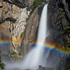 Yosemite Moonbow - Vertical