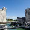 LA ROCHELLE. TOWER OF THE OLD HARBOUR (VIEUX PORT). [6]