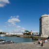 LA ROCHELLE. TOWER OF THE OLD HARBOUR (VIEUX PORT). [7]