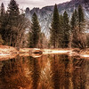 """<h2>Trees in Yosemite</h2> <br/>I'm not really an """"expert"""" on Yosemite by any means! I've only been there once, and I know there are many photographers that have been there 5 or 10 or more times! I spent most of my time driving around the main roads and going off on little mini-hikes. But I didn't really know the best places to go… so I would hike along little creeks and get shots like this.<br/><br/>I remember I did a little walk to a place called """"Mirror Lake"""" or something. It sounded so awesome from the name! But then I got there, and it was just a puddle of ice. I felt ripped off! They should change the name of it every hour depending on what it currently looks like. There's no way I would have walked to """"Dirty Ice Ugly Lake.""""<br/><br/>- Trey Ratcliff<br/><br/><a href=""""http://www.stuckincustoms.com/2013/03/28/trees-in-yosemite/"""" rel=""""nofollow"""">Click here to read the rest of this post at the Stuck in Customs blog.</a>"""