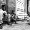 SURINAME. J.F. NASSYLAAN. LOCAL KIDS.