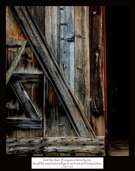 The Door - Hopewell Furnace, PA